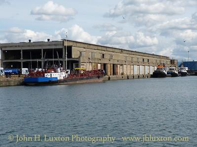 Huskission Dock - August 24, 2014