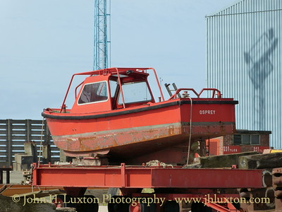 Gig boat OSPREY - August 24, 2014
