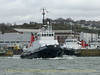 SD CAREFUL and SD FAITHFUL, Devonport Dockyard, Devon - March 27, 2018