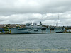 HMS OCEAN, Devonport Dockyard, Devon - March 27, 2018