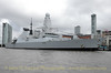 HMS DUNCAN - at Liverpool - June 25, 2016