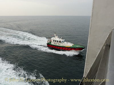 PV TURNSTONE delivers the pilot to MANANNAN - September 13, 2014