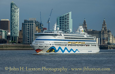 AIDAvita - River Mersey - May 18, 2019