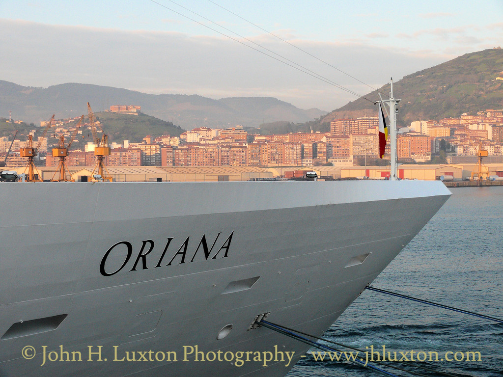 Oriana - Bilbao - Getxo - April 16, 2010