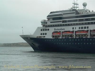 ROTTERDAM - Cóbh Cruise Terminal - July 24, 2003