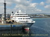 SEABOURN LEGEND at Victoria Pier, Douglas, Isle of Man. Saturday September 06, 2014