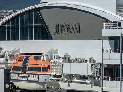 Compagnie du Ponant L'AUSTRAL - Douglas - May 11, 2019