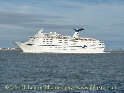 MS MAGELLAN in Crosby Channel - July 15, 2017