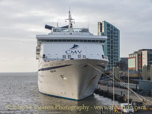MS MAGELLAN - Liverpool - August 29, 2019