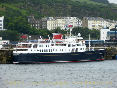 HEBRIDEAN PRINCESS at Douglas - June 30, 2017