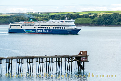 BLUE STAR 1, Milford Haven, July 10, 2021