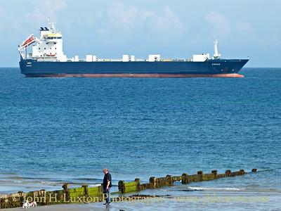 MS ARROW - Douglas Bay - August 29, 2015