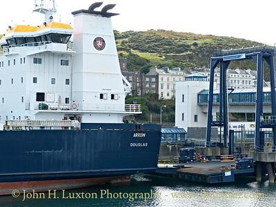 MS ARROW - Douglas Harbour - September 05, 2015