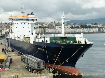 MS ARROW - Douglas Bay - June 24, 2017
