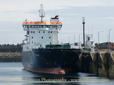 MS ARROW - Douglas Bay - May 20, 2017