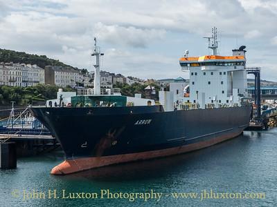 MS ARROW - Edward Pier - Douglas - August 20, 2019