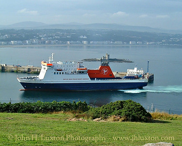 Ben-My-Chree - July 27, 2000