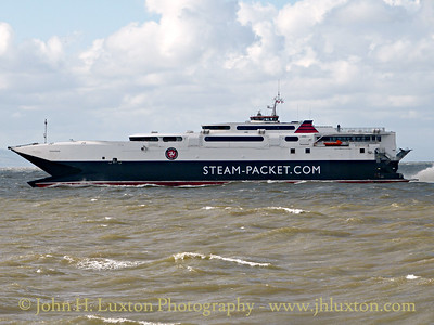MANANNAN in Crosby Channel, Saturday October 04, 2014