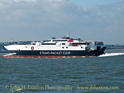 MANANNAN in Crosby Channel - July 04, 215