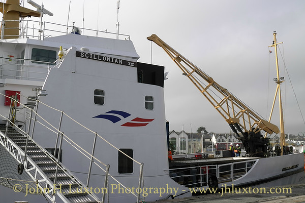 The Isles of Scilly Steamship Company - October 22, 2013