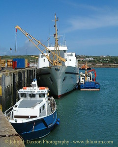 Isles of Scilly Steamship Company - April 22, 2000