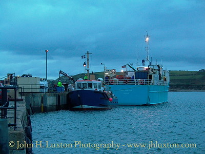 Isles of Scilly Steamship Company - October 24, 2002