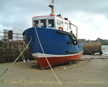 Isles of Scilly Steamship Company - October 25, 2000