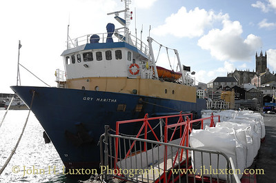The Isles of Scilly Steamship Company - October 25, 2015