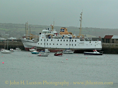 Isles of Scilly Steamship Company - October 21, 2002