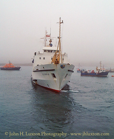 Isles of Scilly Steamship Company - April 24, 2000