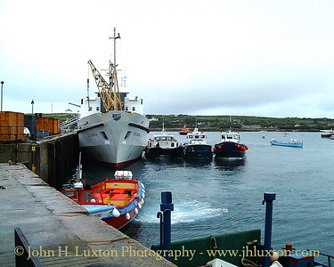 Isles of Scilly Steamship Company - April 14, 2001