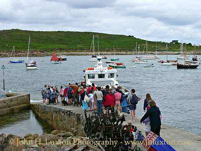 FIRETHORN OF BRYHER - July 31, 2005