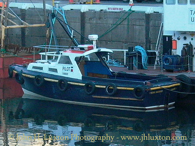 Laxey Towing Company GIRL MARY January 04, 2003