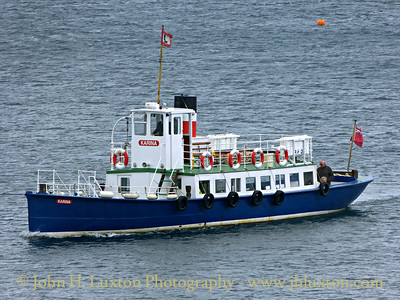Laxey Towing Company KARINA - July 02, 2016