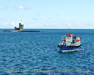 Laxey Towing Company KARINA - August 31, 2001