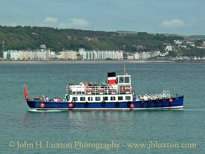 Laxey Towing Company KARINA - August 03, 2003