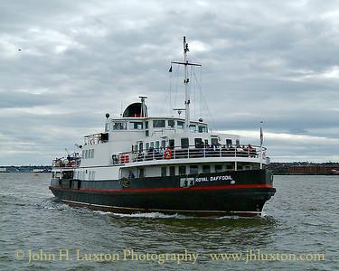 The Mersey Ferries - June 10, 2000