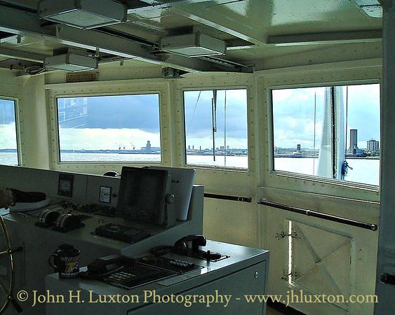 The Mersey Ferries - August 18, 2000