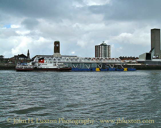 The Mersey Ferries - August 19, 2000