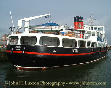 The Mersey Ferries - March 09, 2002