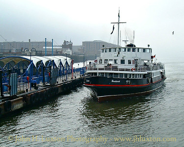 The Mersey Ferries - July 07, 2001