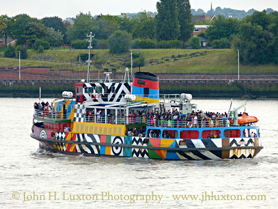 The Mersey Ferries - September 19, 2015