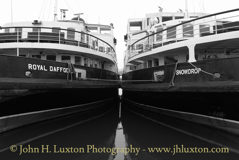The Mersey Ferries - January 22, 2011