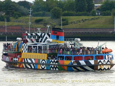 The Mersey Ferries - September 19, 2015