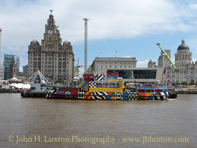 The Mersey Ferries - July 09, 2017
