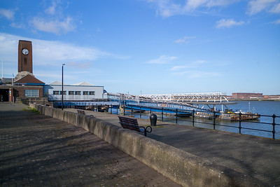 The Mersey Ferries - March 24, 2021