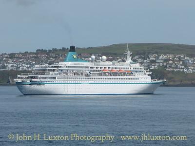 MS ALBATROS - Douglas Bay -  Isle of Man 2018