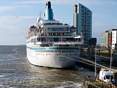 Albatros - Liverpool - August 08, 2016