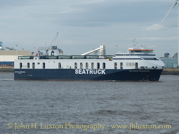 SEATRUCK PROGRESS - July 31, 2018