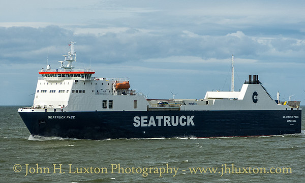 SEATRUCK PACE - August 29, 2019